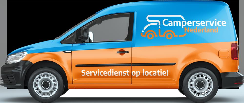 VW Caddy zeikant rechts